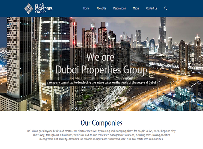Dubai Properties Groups
